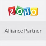 Zoho CRM Alliance Partner logo